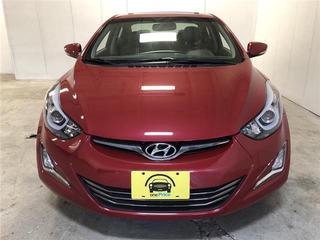 2015 Hyundai Elantra Limited (Stk: 303234) in Milton - Image 6 of 27