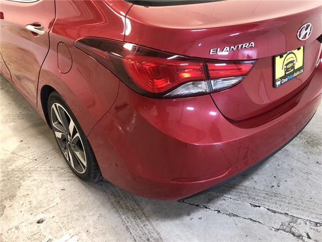 2015 Hyundai Elantra Limited (Stk: 303234) in Milton - Image 25 of 27