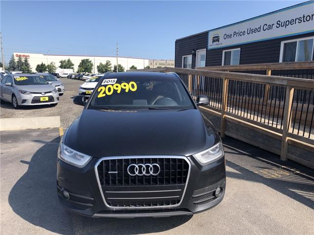 2015 Audi Q3 2.0T Progressiv (Stk: 008631) in Milton - Image 2 of 22