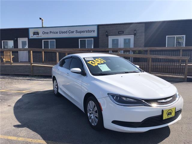 2015 Chrysler 200 LX (Stk: 593286) in Milton - Image 1 of 19