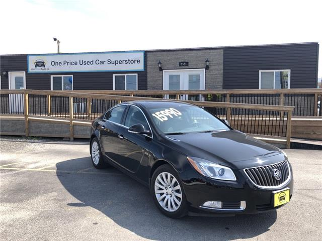 2013 Buick Regal Turbo (Stk: 246898) in Milton - Image 1 of 21