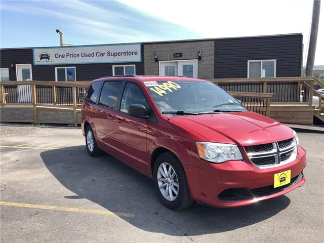 2013 Dodge Grand Caravan SE/SXT (Stk: 680303) in Milton - Image 1 of 23