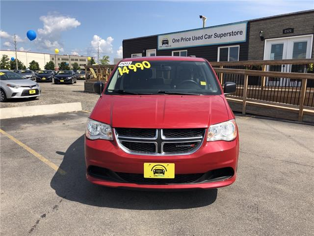 2013 Dodge Grand Caravan SE/SXT (Stk: 680303) in Milton - Image 2 of 23