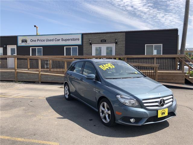 2013 Mercedes-Benz B-Class Sports Tourer (Stk: 154470) in Milton - Image 1 of 22