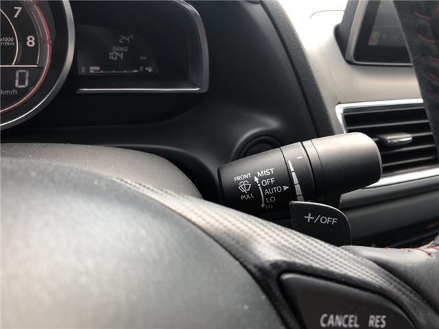 2014 Mazda Mazda3 GT-SKY (Stk: 210622) in Milton - Image 13 of 22