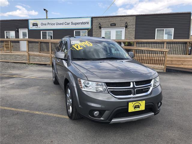 2012 Dodge Journey R/T (Stk: 154432) in Milton - Image 1 of 21