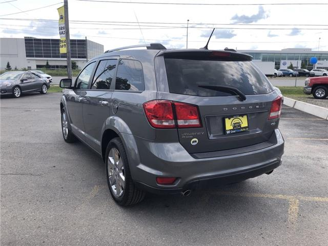 2012 Dodge Journey R/T (Stk: 154432) in Milton - Image 5 of 21