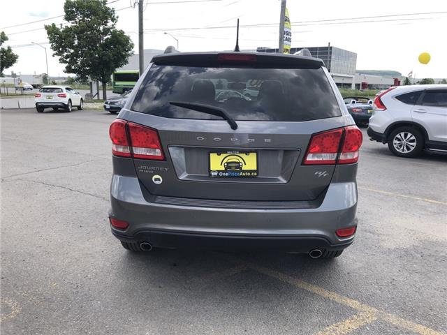 2012 Dodge Journey R/T (Stk: 154432) in Milton - Image 6 of 21