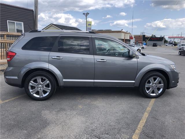 2012 Dodge Journey R/T (Stk: 154432) in Milton - Image 10 of 21