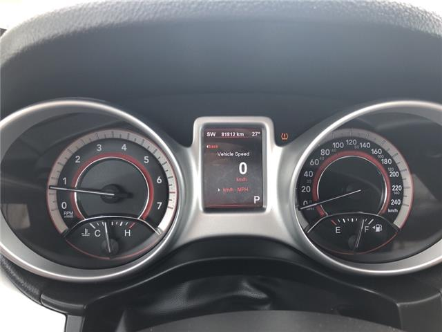 2012 Dodge Journey R/T (Stk: 154432) in Milton - Image 13 of 21