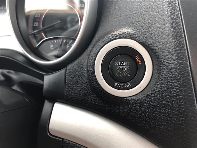 2012 Dodge Journey R/T (Stk: 154432) in Milton - Image 14 of 21