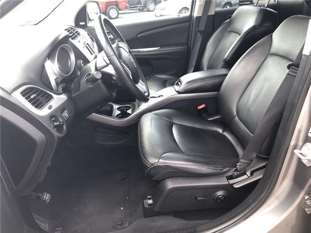 2012 Dodge Journey R/T (Stk: 154432) in Milton - Image 18 of 21