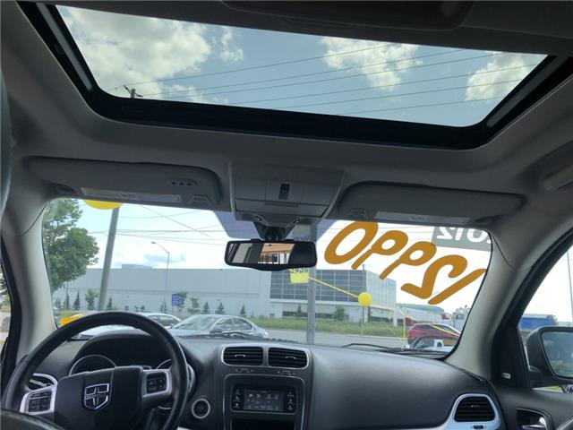 2012 Dodge Journey R/T (Stk: 154432) in Milton - Image 20 of 21