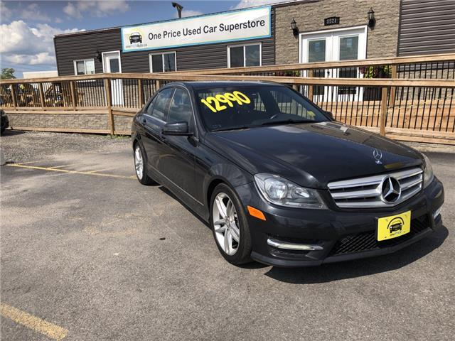 2012 Mercedes-Benz C-Class Base (Stk: 689387) in Milton - Image 1 of 22