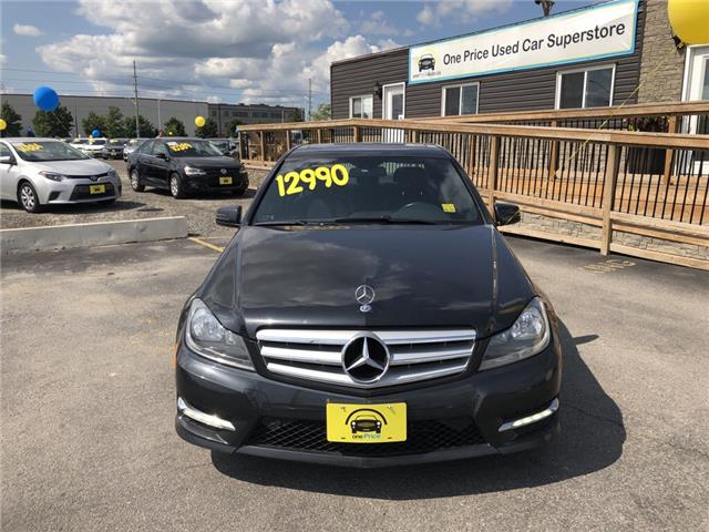 2012 Mercedes-Benz C-Class Base (Stk: 689387) in Milton - Image 2 of 22
