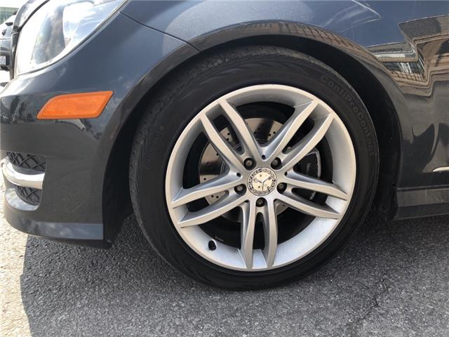2012 Mercedes-Benz C-Class Base (Stk: 689387) in Milton - Image 4 of 22