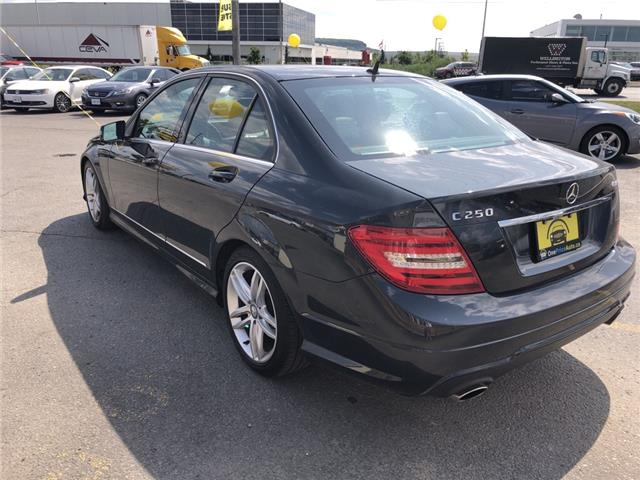 2012 Mercedes-Benz C-Class Base (Stk: 689387) in Milton - Image 5 of 22