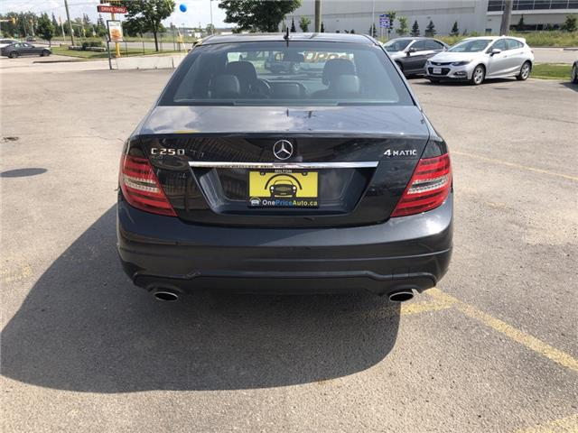 2012 Mercedes-Benz C-Class Base (Stk: 689387) in Milton - Image 6 of 22