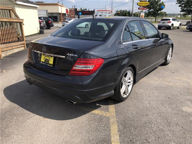 2012 Mercedes-Benz C-Class Base (Stk: 689387) in Milton - Image 7 of 22