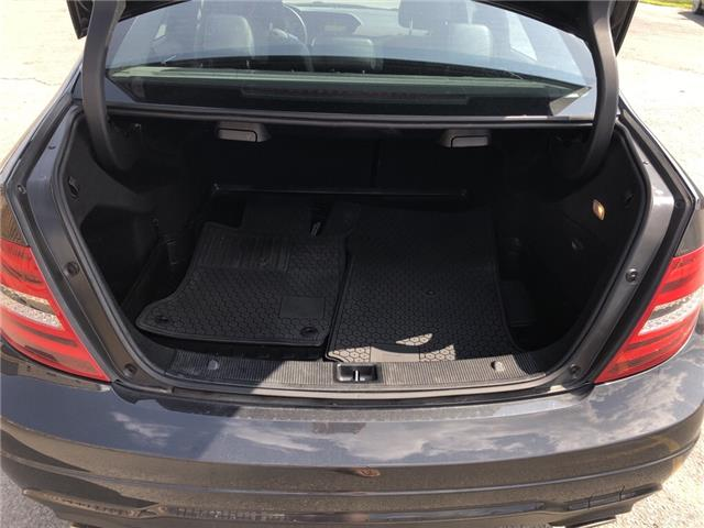 2012 Mercedes-Benz C-Class Base (Stk: 689387) in Milton - Image 9 of 22
