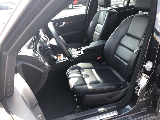 2012 Mercedes-Benz C-Class Base (Stk: 689387) in Milton - Image 11 of 22