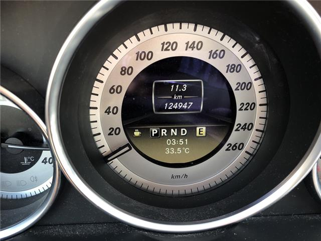 2012 Mercedes-Benz C-Class Base (Stk: 689387) in Milton - Image 12 of 22