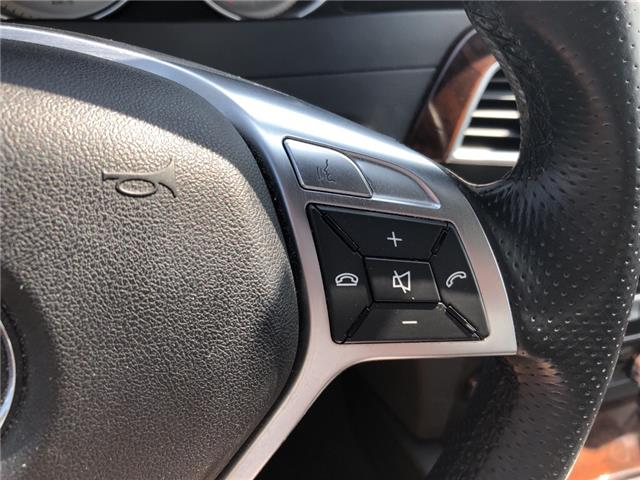 2012 Mercedes-Benz C-Class Base (Stk: 689387) in Milton - Image 13 of 22