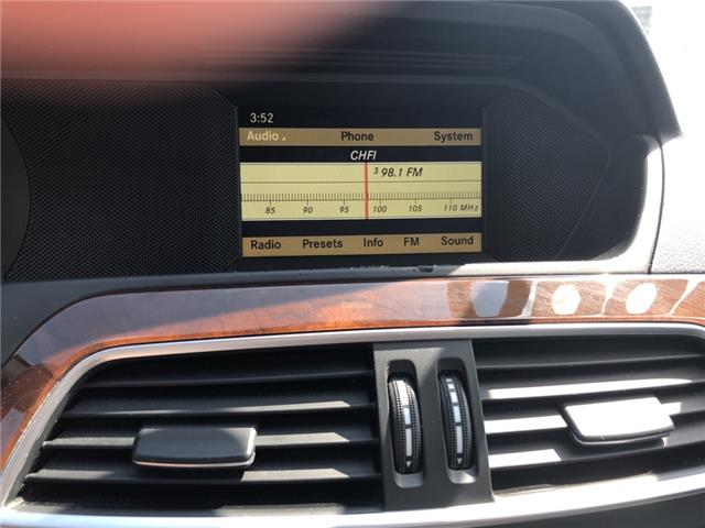 2012 Mercedes-Benz C-Class Base (Stk: 689387) in Milton - Image 16 of 22