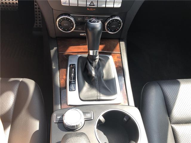 2012 Mercedes-Benz C-Class Base (Stk: 689387) in Milton - Image 19 of 22