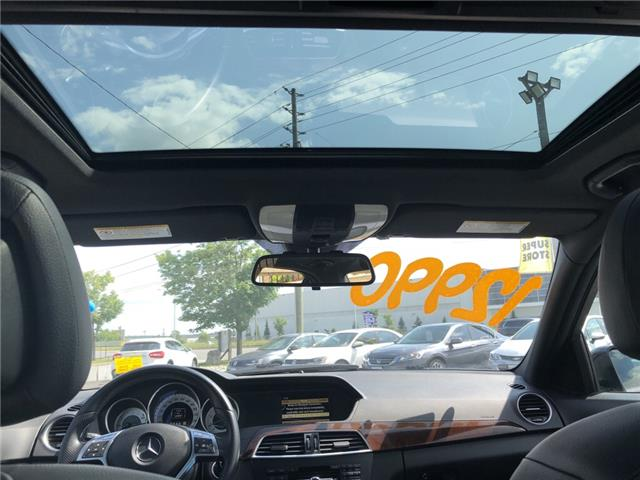 2012 Mercedes-Benz C-Class Base (Stk: 689387) in Milton - Image 22 of 22