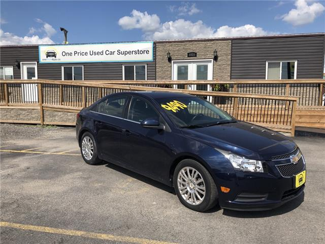 2011 Chevrolet Cruze ECO (Stk: 246074) in Milton - Image 1 of 19
