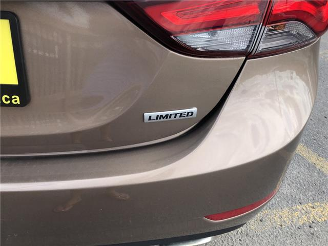 2015 Hyundai Elantra Limited (Stk: 413384) in Milton - Image 7 of 24
