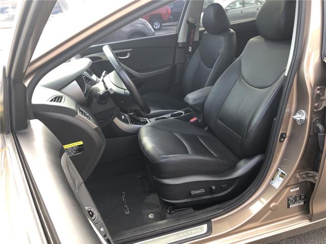 2015 Hyundai Elantra Limited (Stk: 413384) in Milton - Image 12 of 24
