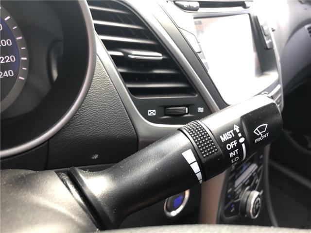 2015 Hyundai Elantra Limited (Stk: 413384) in Milton - Image 15 of 24