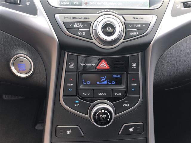 2015 Hyundai Elantra Limited (Stk: 413384) in Milton - Image 21 of 24