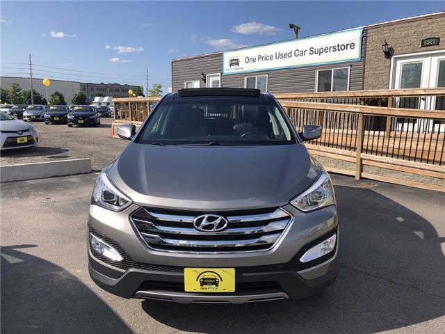 2013 Hyundai Santa Fe Sport 2.0T Limited (Stk: 107105) in Milton - Image 2 of 23