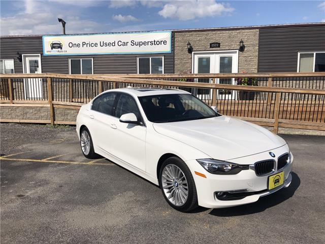 2015 BMW 320i xDrive (Stk: S75337) in Milton - Image 1 of 16