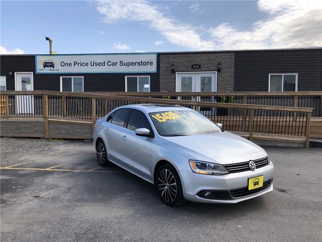 2013 Volkswagen Jetta 2.0 TDI Highline (Stk: 427474) in Milton - Image 1 of 23