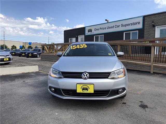 2013 Volkswagen Jetta 2.0 TDI Highline (Stk: 427474) in Milton - Image 2 of 23