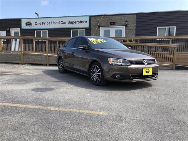 2014 Volkswagen Jetta 2.0 TDI Highline (Stk: 406681) in Milton - Image 1 of 19