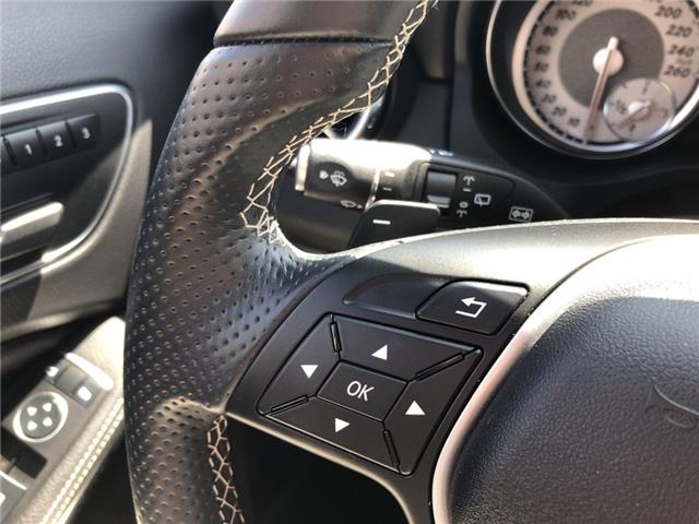 2015 Mercedes-Benz GLA-Class Base (Stk: 162331) in Milton - Image 12 of 16