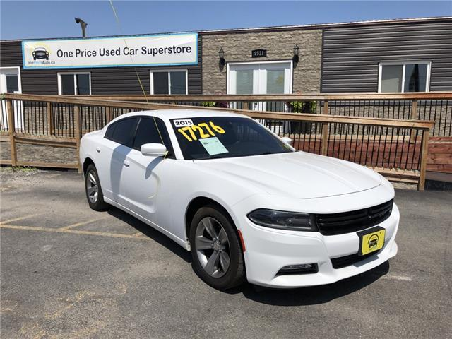 2015 Dodge Charger SXT (Stk: 879212) in Milton - Image 1 of 15