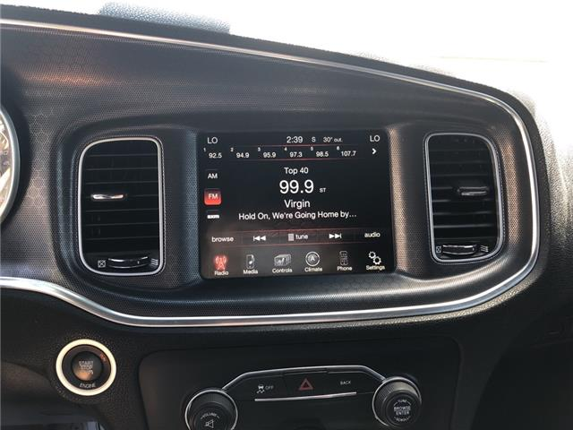 2015 Dodge Charger SXT (Stk: 879212) in Milton - Image 12 of 15