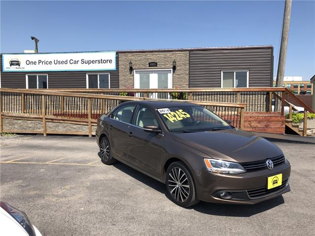 2014 Volkswagen Jetta 2.0 TDI Highline (Stk: 435031) in Milton - Image 1 of 17