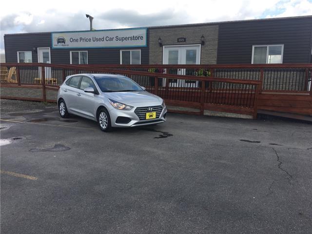 2019 Hyundai Accent Preferred (Stk: 068868) in Milton - Image 1 of 17