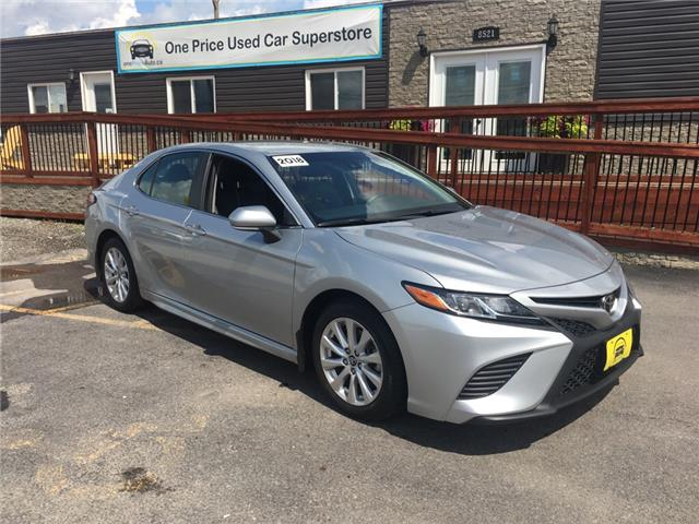 2018 Toyota Camry SE (Stk: 10176) in Milton - Image 1 of 16