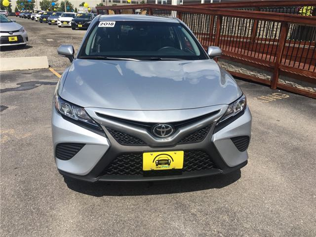 2018 Toyota Camry SE (Stk: 520406) in Milton - Image 2 of 16