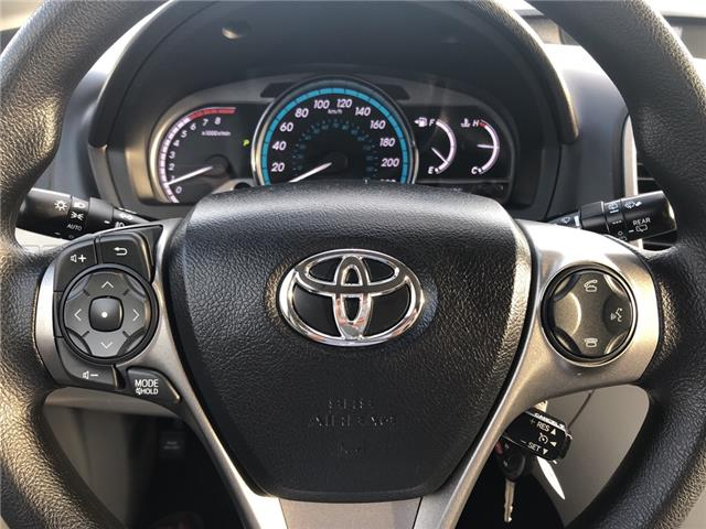 2013 Toyota Venza Base (Stk: 068172) in Milton - Image 11 of 20
