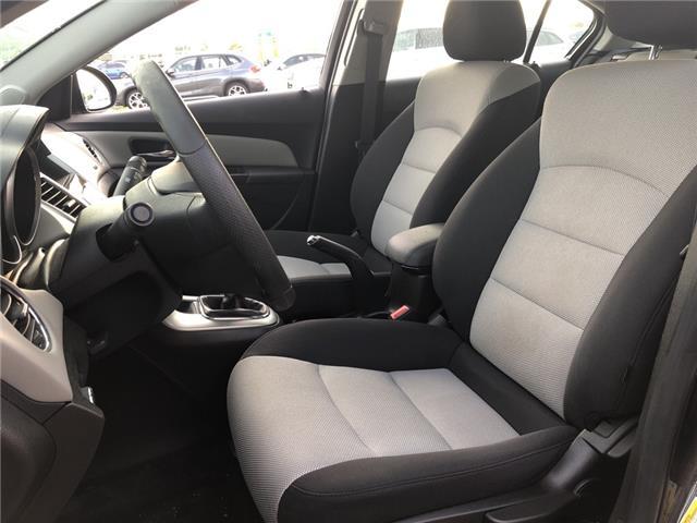 2015 Chevrolet Cruze 2LS (Stk: 240538) in Milton - Image 9 of 20