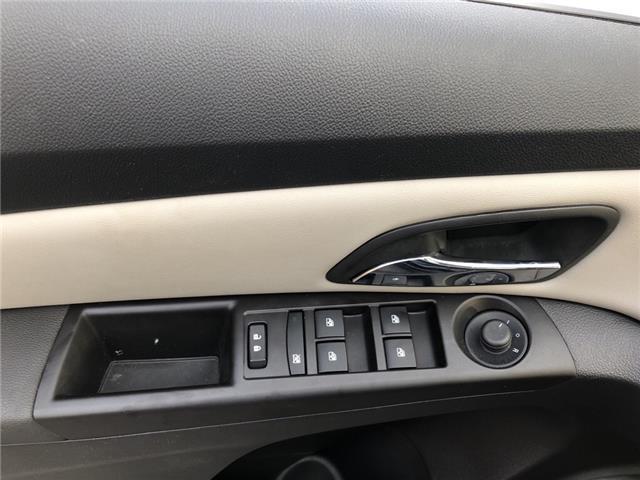 2015 Chevrolet Cruze 2LS (Stk: 240538) in Milton - Image 10 of 20